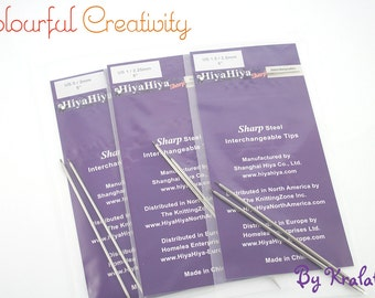 Hiyahiya Sharp Interchangeable Needle Tips
