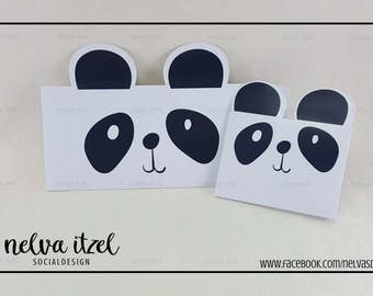About silhouette studio, cameo, panda