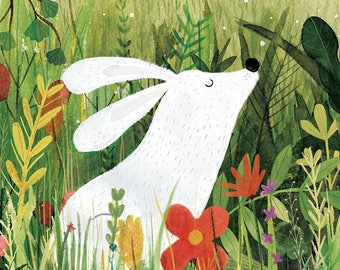 The Rabbit Print