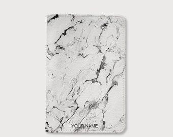 Summer sale Marble passport holder,passport case,personalized passport cover, passport holder leather, passport wallet, travel gifts