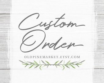 Custom Design Fee