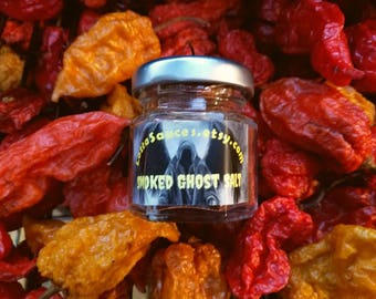 Smoked Ghost Salt