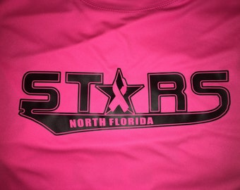 Team Breast Cancer Tees **BULK PRICING**