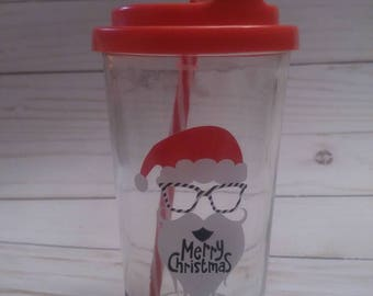 Glass Cup with Personalization