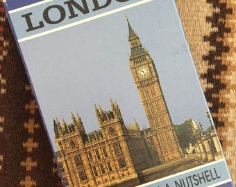London Cards - Knowledge in a Nutshell