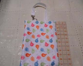 Wet Bag / Girls Wet Bag / Baby Wet Bag / Baby Gift / Shower Gift/ Waterproof Bag / PUL Bag