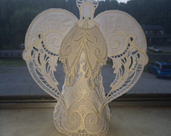 Freestanding Lace Angel