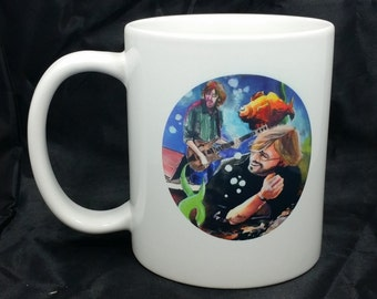 Trey Anastasio Coffee Mug 11 or 15 ounces Phish guitarist singer