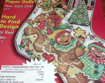 The Cross Stitcher Magazine August 2005