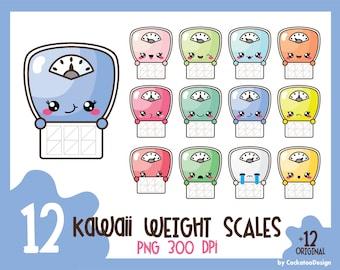 35% OFF, Scale clip art, kawaii clip art, kawaii clipart, weight scale clip art, scale clip art, weight scale clip art, Commercial Use