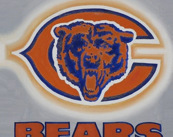 Chicago Bears logo DIGITAL