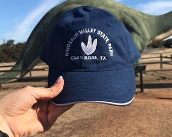 Dinosaur Valley State Park Youth Hat