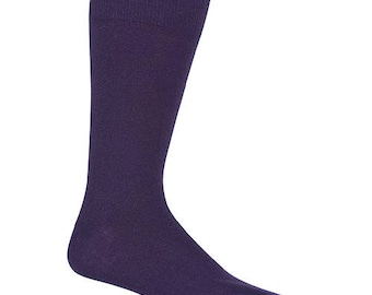 David's Bridal PLUM Specialty Color Grooms Socks, Groomsmen Socks, Wedding Gift, Bridal Party