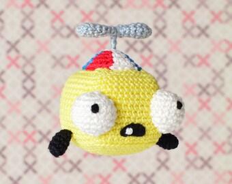 Amigurumi Fish Tutorial : Free crochet pattern amigurumi fish pattern tutorial