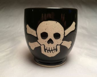 Wee skull and bones cup