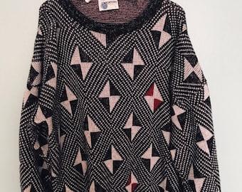 Vintage Italian Oversized Sweater