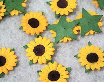 Assorted Paper Flowers - 40/100pcs