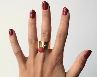 CATELLA ruby ring
