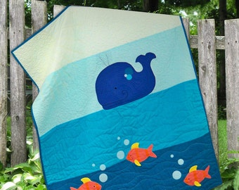 Splash! Downloadable Quilt Pattern