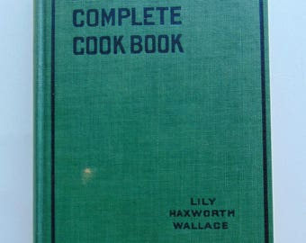 Rumford Cook Book 1929
