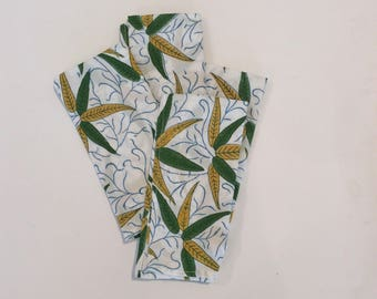 Set of 4 Indian Block Printed Cotton Napkins