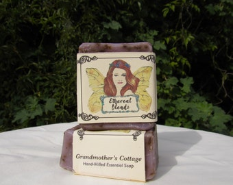 Grandmother's Cottage™ Hand-Milled Essential Soap