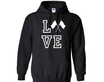 LOVE GUARD HOODIE - includes personalization