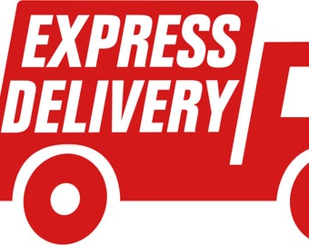 Rush Processing and Express Shipping