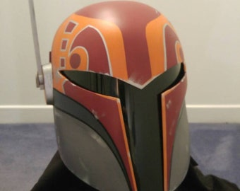 Sabine Wren helmet - 1/1 ready to wear