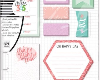 The Happy Planner Sticky Notes - Reminder