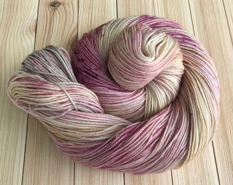 Hand dyed yarn MCN Sock weight