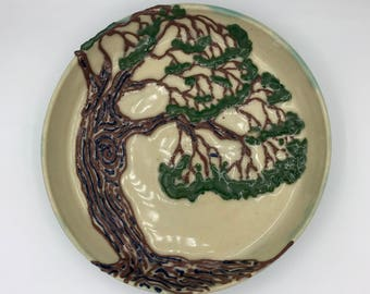 Ancient Tree Plate