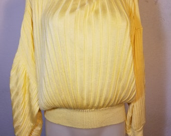 FREE  SHIPPING Designer Woman Knit  Pullover