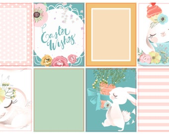 Easter Wishes //Over 200+ Planner Stickers//Premium Matte Paper//Perfect for ALL Planners