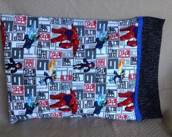 Big Hero 6 Standard Pillowcase