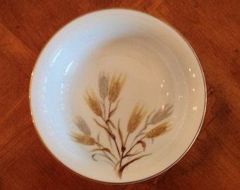 "Noritake ""Wheaton"" Set of Four Coupe Soup Bowls"