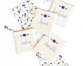 Will You Be My Bridesmaid, Lavender, Personalized Bridesmaid Proposal Gift, for Her, Personalized Bridesmaid Gift, for Women, Custom