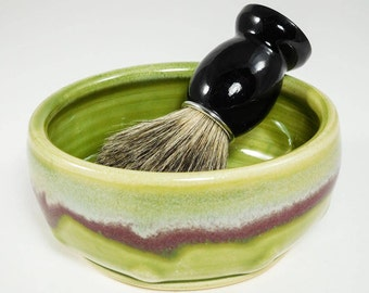 Bowl for Shaving - Bowl Shave - Shavecup - Shavedish - Shaving Lather Dish - Shaving Soap Bowl - Cup for Wet Shaving - Lather Cup - In Stock