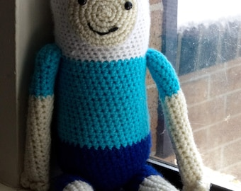Crochet Finn