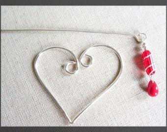 Shawl Pin, Wrap, Knitting, Sweater Pin, Cowl