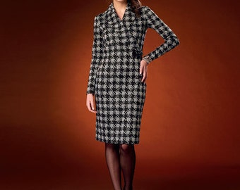 McCall's Sewing  Pattern M7016 Misses' Shawl Collar Tops and Dresses
