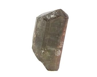 Idocrase Vesuvianite Tiny Gemstone Crystal Specimen olive brown Gem Crystal Wear it or Display it Himalayan