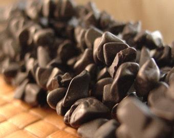 SALE:  15 inch strand Blackstone Medium Chips - 50% Off