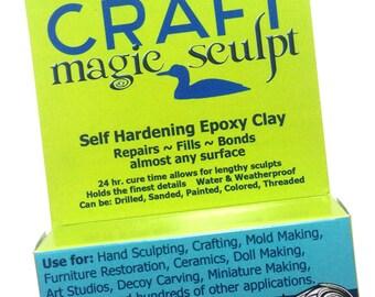 Magic Sculpt Craft