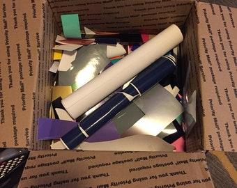 Vinyl 651 Scrap Pack ~ 1lbs