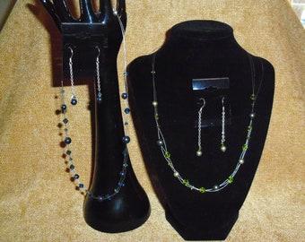 Pendant necklace sets