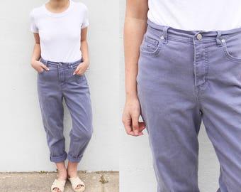 Purple Plum Mom Jeans