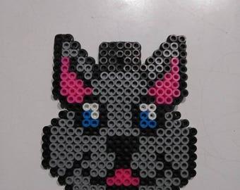 Wolf Pearler Badge
