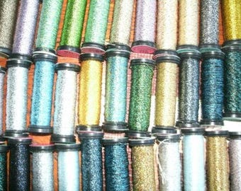 KREINIK THREAD #8 - 6 PCS., Choose your Color from the List! :)