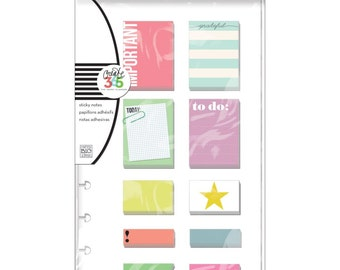 Important Create 365 Planner Sticky Notes 10/Pkg